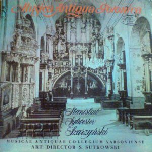 musica antiqua polonica przod
