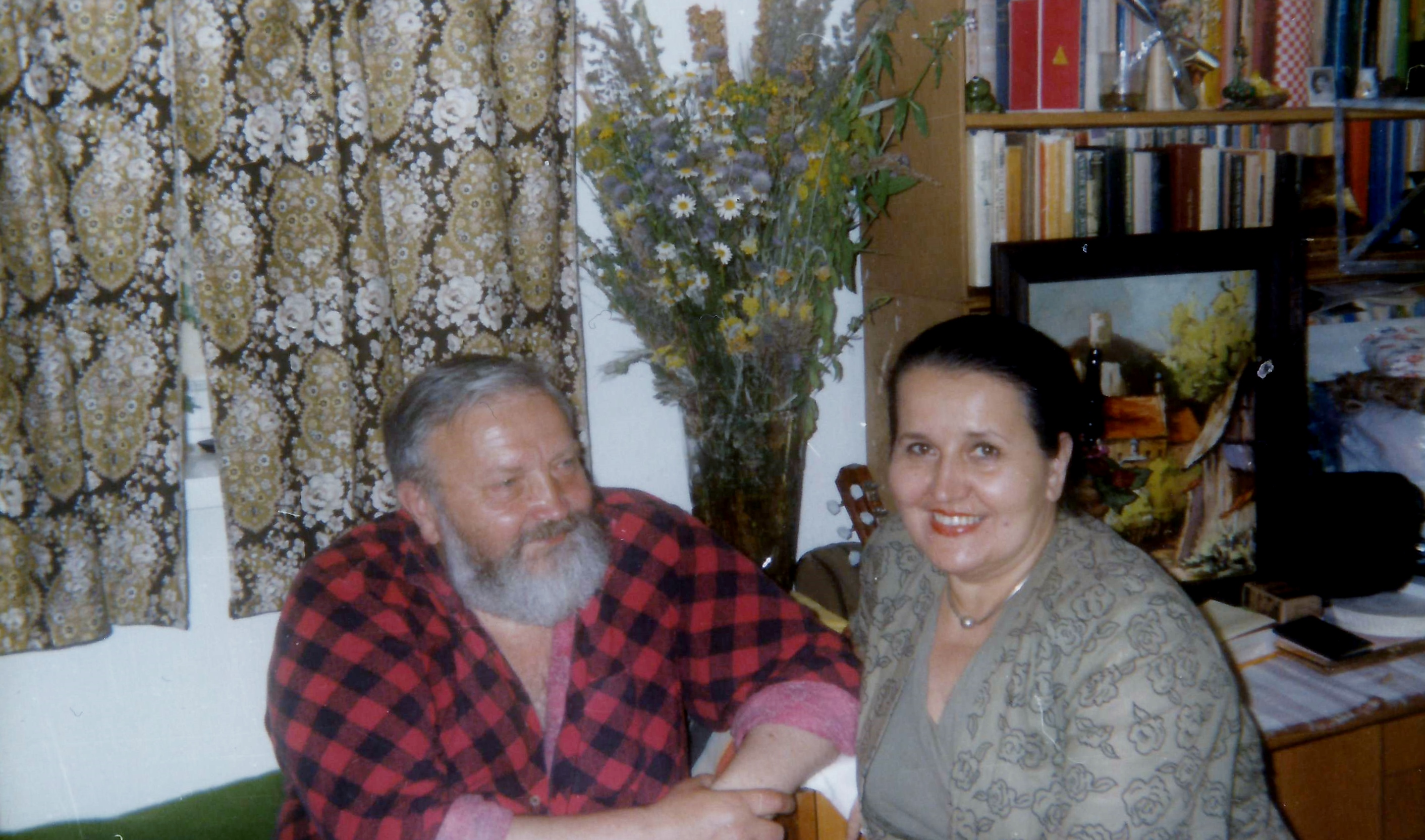 1994 z Mariettą Kruzel