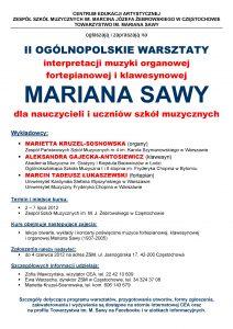 II Kurs intepretacji Sawy Cz-wa 2012 afisz-page-001