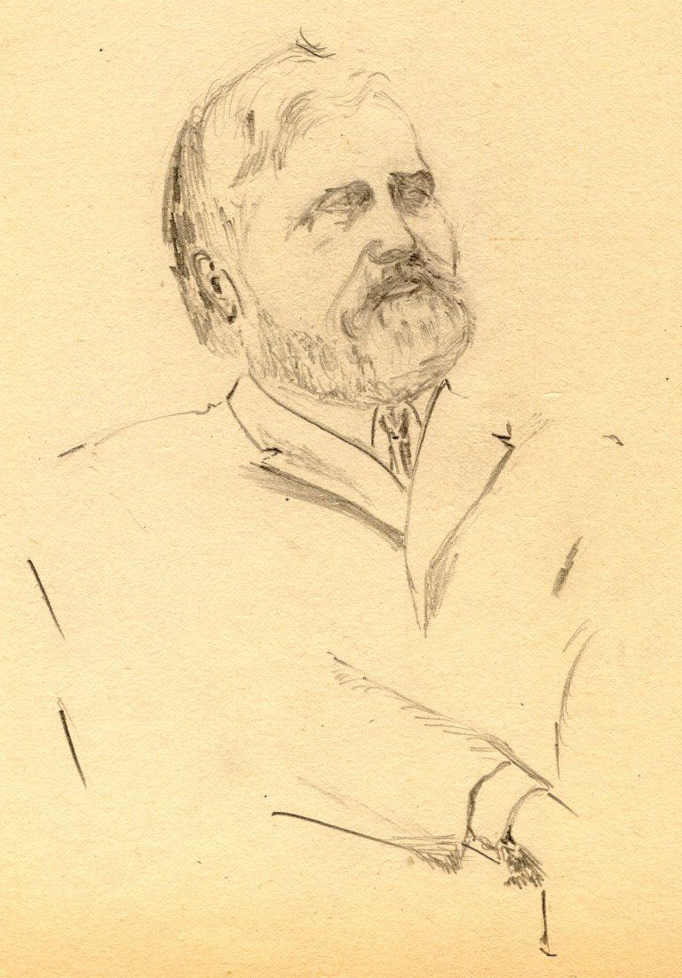 Marian Sawa - autoportret nr 1