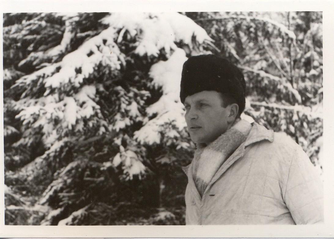 Zima w latach 60.