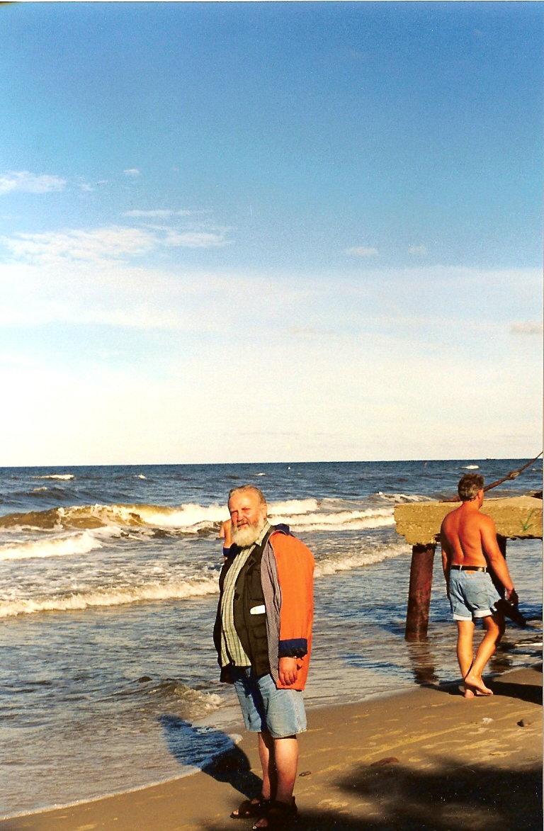 nad ukochanym morzem 2001