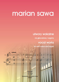 MARIAN SAWA - utwory wokalne