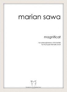 MARIAN SAWA - MAGNIFICAT