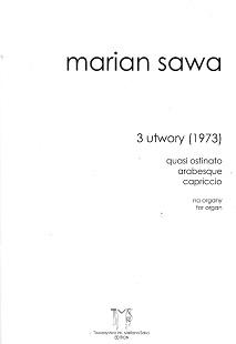 MARIAN SAWA - 3 utwory (1973)