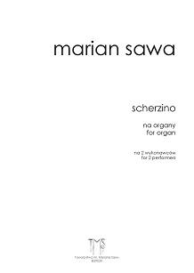 MARIAN SAWA - Scherzino