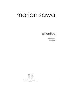 MARIAN SAWA - All' Antico (1995)